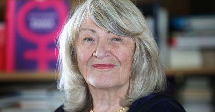 Alice Schwarzer ist Herausgeberin der feministischen Zeitschrift «Emma».