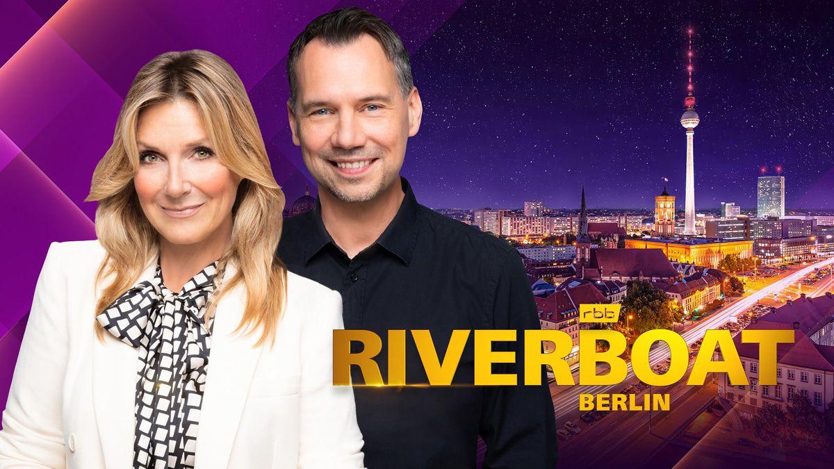 """""""Riverboat Berlin"""": Freitag Premiere mit Sebastian Fitzek und diesen Gästen"""