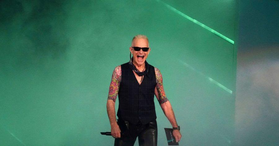 US-Rocker David Lee Roth beendet seine musikalische Karriere.