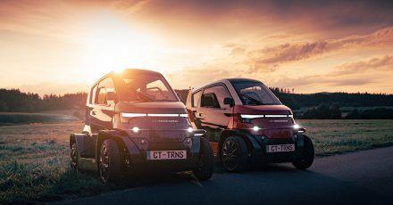Bricht eine neue Zeit an? Wie stark sich kleine Elektrofahrzeuge wie der City Transformer CT1 durchsetzen werden, bleibt abzuwarten.
