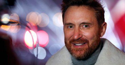 David Guetta, Star-DJ aus Frankreich.