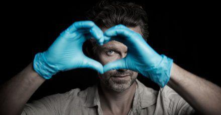 Der Schauspieler Wayne Carpendale macht in der SAT.1-Reportage-Reihe «Die Herzblut-Aufgabe» mit.