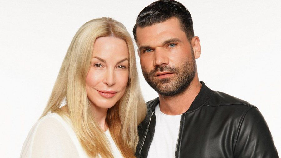 """Michelle Monballijn und Mike Cees-Monballijn sorgen für Drama im """"Sommerhaus der Stars"""". (eee/spot)"""