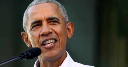 Barack Obama Obama war zwischen 2009 und 2017 Präsident der USA.