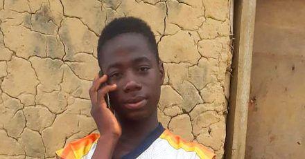 Emmanuel Tuloe ist jetzt Nationalheld in Liberia.