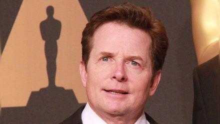 Michael J. Fox bei einem Auftritt in Los Angeles. (hub/spot)