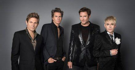 Duran Duran sind voller Tatendrang.