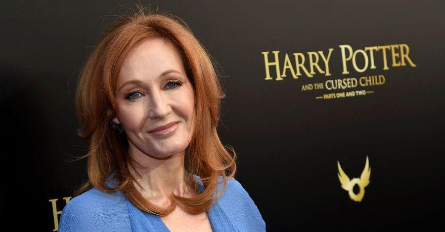 Die Autorin J.K. Rowling lässt sich nicht gern fotografieren - und schon gar nicht verkleiden.