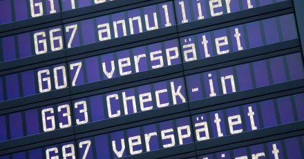 Die EU-Fluggastrechte helfen Reisenden bei Ausfällen und starken Verspätungen.