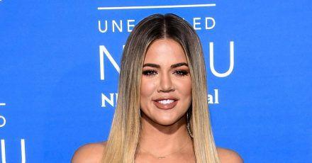Reality-TV-Star Khloe Kardashian.