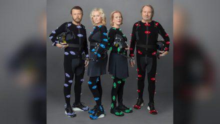 ABBA sind in der Zukunft angekommen. (mia/spot)