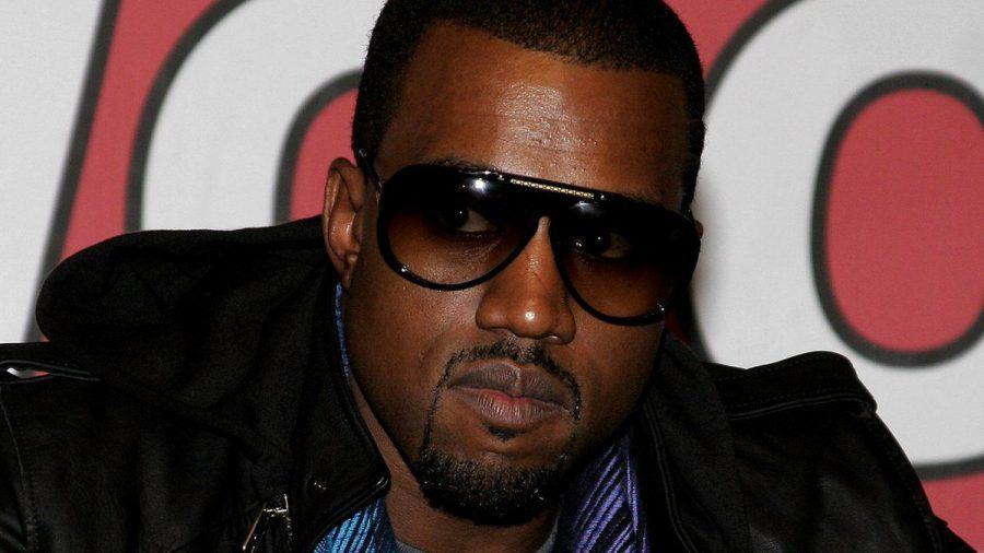 Kanye West fühlt sich in der Landschaft Wyomings wohl. (jom/spot)