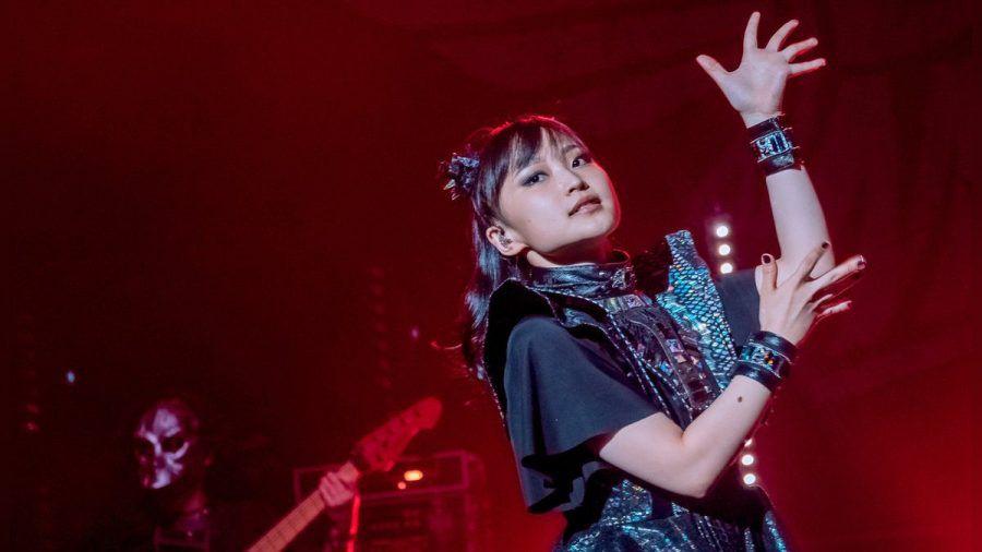 Babymetal gehören zu den Vertretern des Kawaii Metal. (tae/spot)