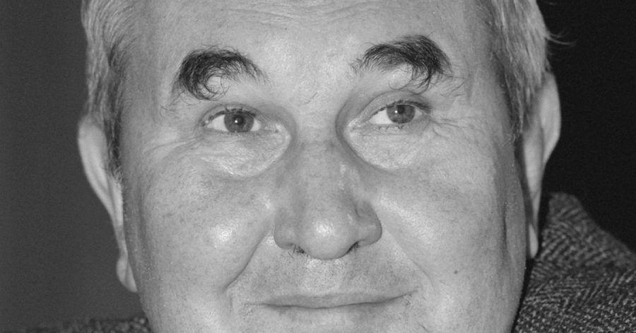 Eberhard Panitz, aufgenommen während der Autorentagung zum Thema «Chancen für eine menschlilche Gesellschaft» in Prora (1992).