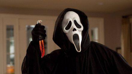 "Das Ghostface aus ""Scream"" mordet wieder. (stk/spot)"