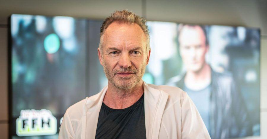 Sting feiert seinen 70. Geburtstag.