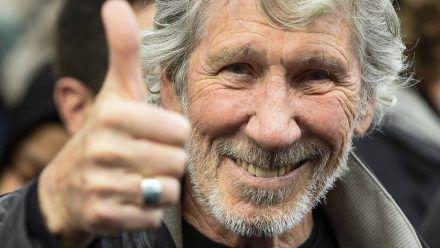 Roger Waters hat seine Partnerin Kamilah geheiratet. (wue/spot)