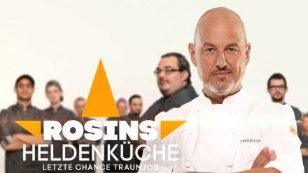 """Frank Rosin ist ab Januar in der Show """"Rosins Heldenküche - Letzte Chance Traumjob"""" zu sehen. (tae/spot)"""