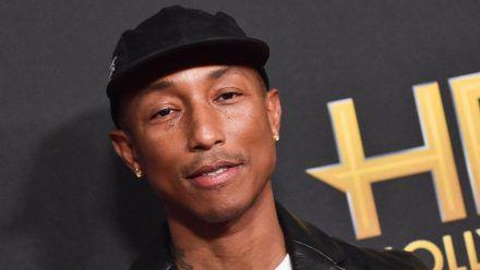 Pharrell Williams und seine Frau Helen sind seit 2013 verheiratet. (tae/spot)