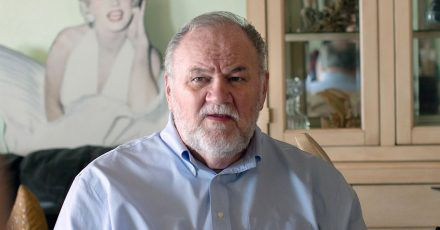 Thomas Markle hat Streit mit seiner Tochter, Herzogin Meghan.