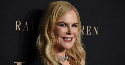 Die Schauspielerin Nicole Kidman spielt die amerikanische Comedy-Ikone Lucille Ball.