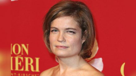 Sarah Biasini, Tochter von Romy Schneider (mia/spot)