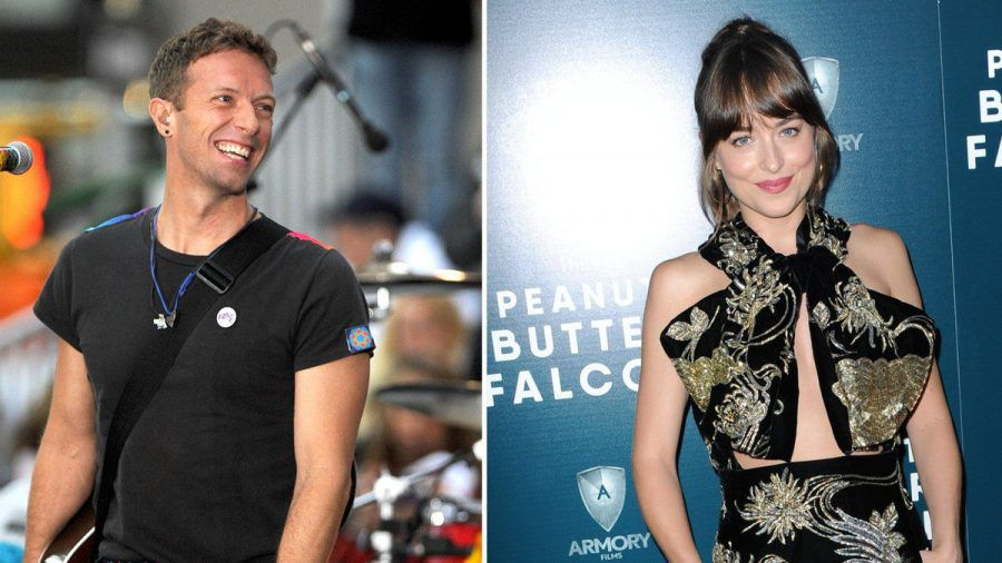 Chris Martin und Dakota Johnson leben sehr zurückgezogen. (hub/spot)
