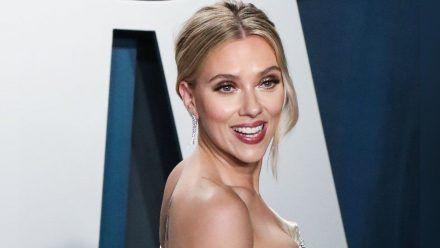 Scarlett Johansson bei einem Auftritt in Los Angeles. (hub/spot)