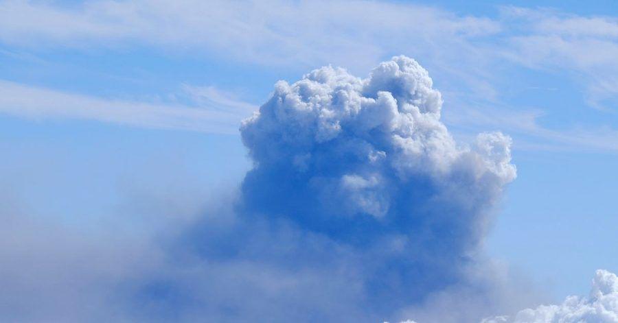 Der Vulkan von La Palma raucht und faucht weiter.