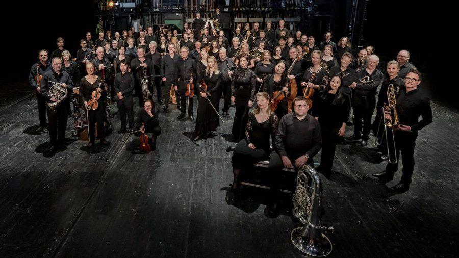 Das Beethoven Orchester Bonn spielt die vollendete 10. Sinfonie unter der Leitung von Dirk Kaftan. (tae/spot)