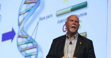 Der US-Wissenschaftler Craig Venter wird 75.
