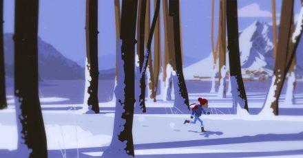 Unter den Stiefeln knirscht der Schnee, und im Wald sind die Monster los. «Röki» versetzt Spielerinnen und Spieler in einen lebenden Märchenwald.