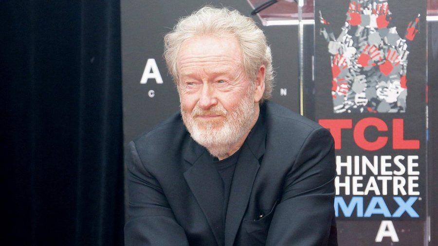 Regisseur Ridley Scott wurde 2003 von der Queen zum Ritter geschlagen. (aha/spot)