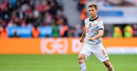 Aus persönlichen Gründen nicht gegen Corona geimpft: Bayern-Profi Joshua Kimmich.