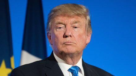 """Über den Schabernack mehrerer Internet-Nutzer auf seiner Plattform """"Truth Social"""" dürfte Donald Trump nicht erfreut sein. (wue/spot)"""