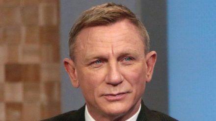 """Daniel Craig während seines Auftritts bei """"Good Morning America"""". (dr/spot)"""