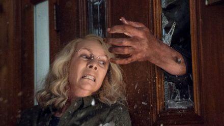 Laurie Strode (Jamie Lee Curtis) bangt mal wieder um ihr Leben. (stk/spot)