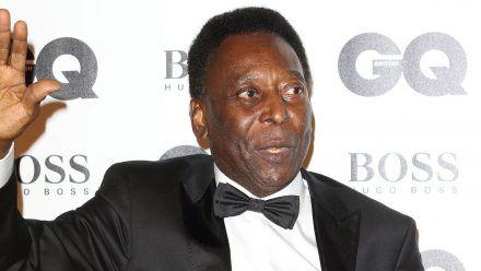 Pelé ist aus dem Krankenhaus entlassen worden. (hub/spot)
