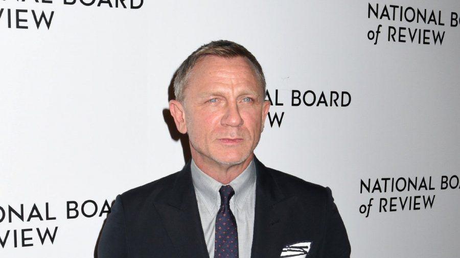 Schauspieler Daniel Craig bekommt einen Stern. (stk/spot)
