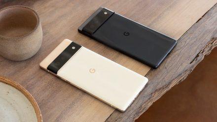 Google veröffentlicht in Kürze das Pixel 6 und Pixel 6 Pro. (wue/spot)
