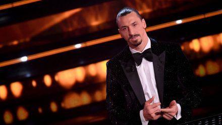 Zlatan Ibrahimovi? macht nicht nur im Trikot, sondern auch im Smoking eine tolle Figur. (dr/spot)