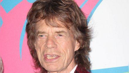 Mick Jagger ist gerade mit den Rolling Stones auf US-Tour. (hub/spot)