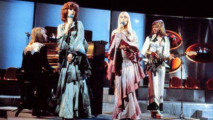 "ABBA 1974 in der ZDF-Show ""Disco"""