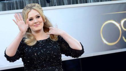 Adele will sich vom Musimachen verabschieden