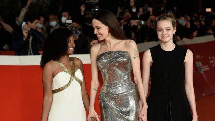 Angelina Jolie: Steckt etwas hinter ihrem neusten Schaulaufen mit den Kids?