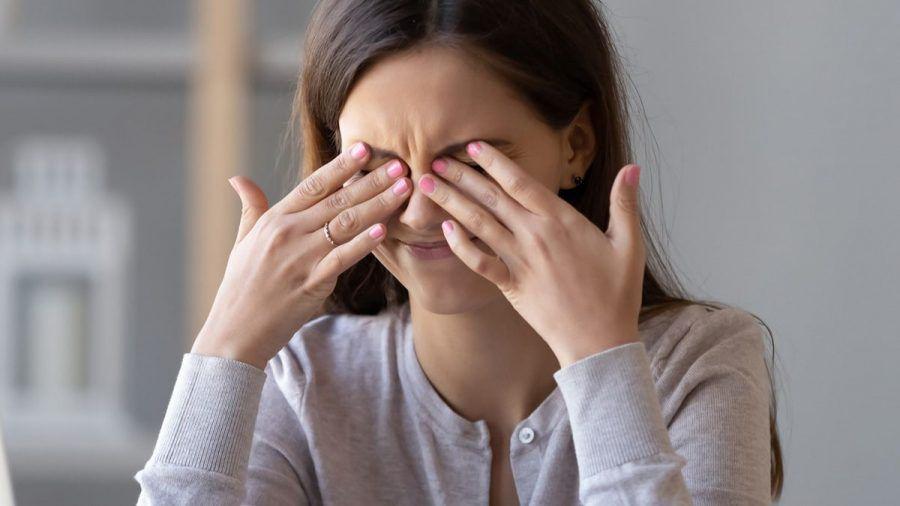 Die 20-20-20 Regel: Tipps für strapazierte Augen