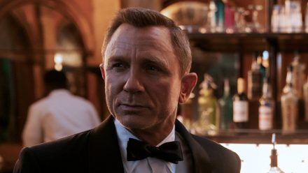 Daniel Craigs letzter Auftritt als James Bond. (smi/spot)