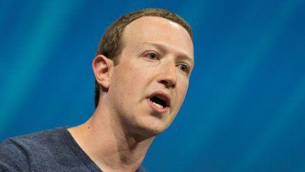Mark Zuckerberg fällt im Milliardärs-Ranking. (smi/spot)
