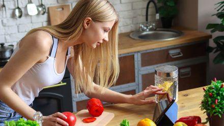 Als Flexiganer sollte man regelmäßig vegane Rezepte ausprobieren. (eee/spot)