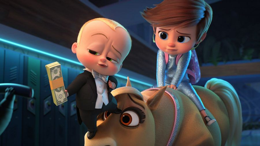 """Filmkritik & Verlosung """"Boss Baby 2"""": Ein Baby rettet wieder die Welt"""